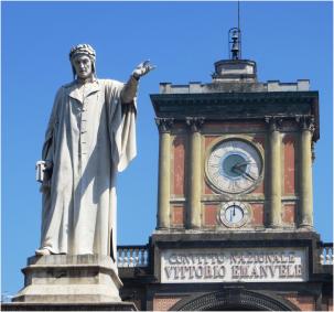 Naples Statue 3