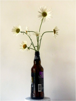 Daisy in Bottle