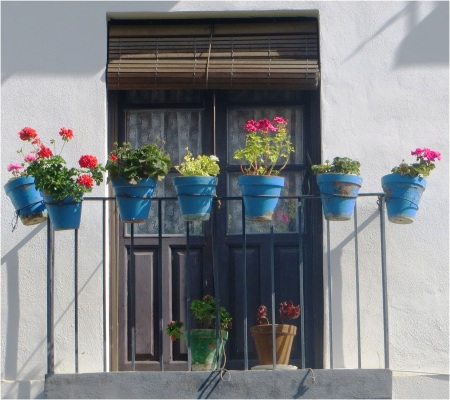 Granada Balcony 2