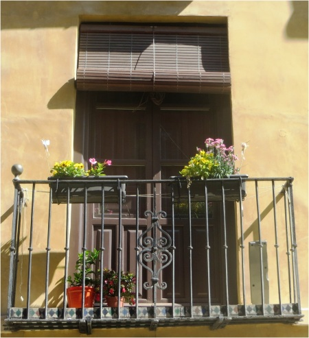 Granada Balcony 4