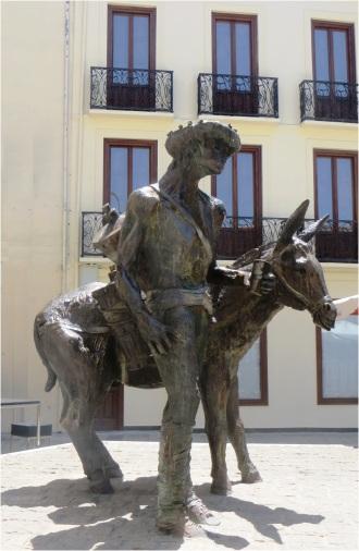 Granada Donkey Picture