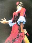 Flamenco Andalusia Spain