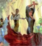 The Flamenco Dance of Spain
