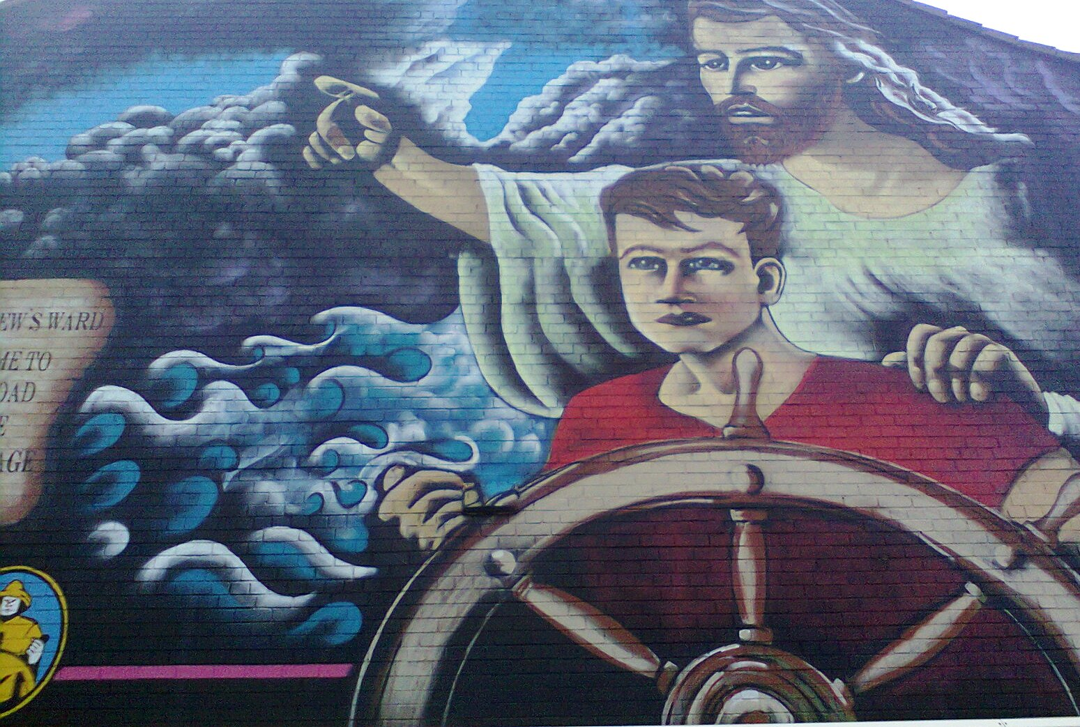 Hull Fishing Mural