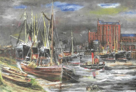 Grimsby Fishing Fleet