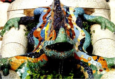 Barcelona dragon