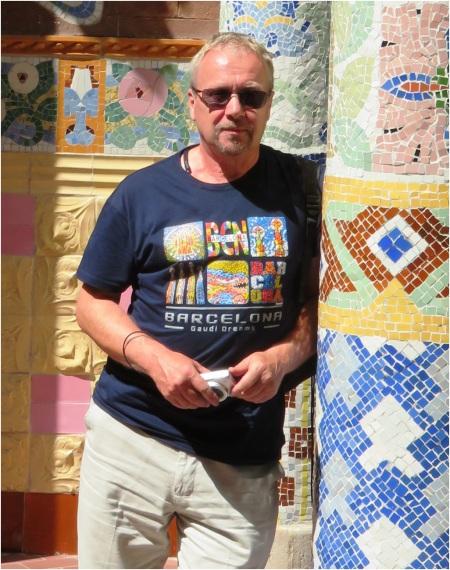 Barcelona Tee Shirt