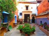 Moroccan Tea Garden 09