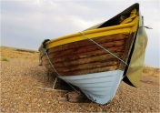 Aldeburgh Boat and Beach
