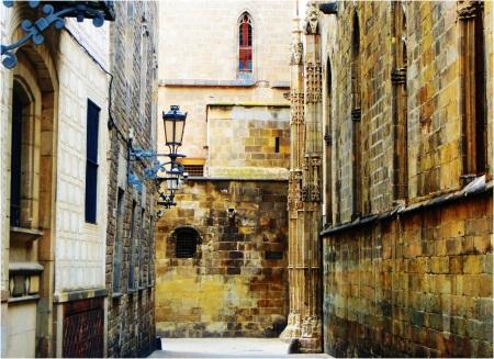 Barcelona Streets 2