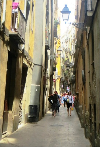 Barcelona Streets 3