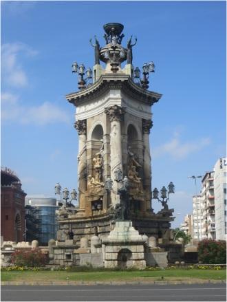 Plaça d'Espanya 2