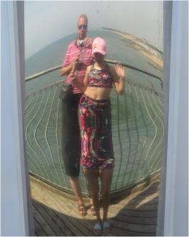 Southwold Pier Mirrors