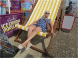 Lowestoft Deckchair