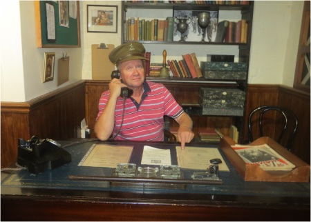 Mainwaring's Office