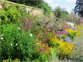 Oxburgh Hall Gardens