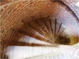 Oxburgh Hall Staircase