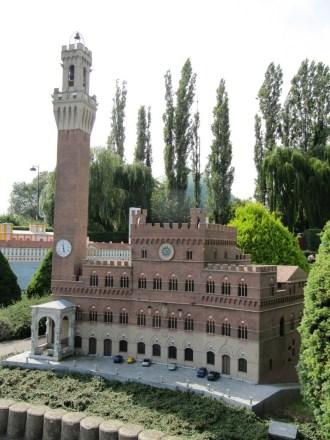 Siena at Mini-Europe