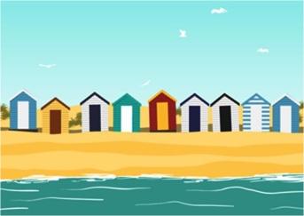 Southwold Beach Huts 1