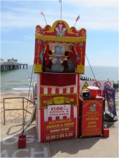 Southwold Punch and Judy
