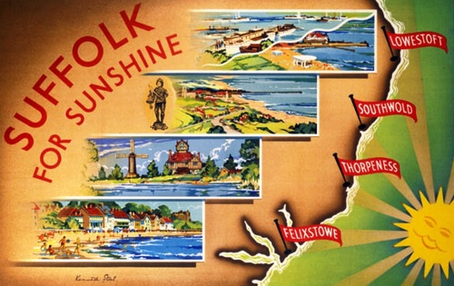 Suffolk For Sunshine