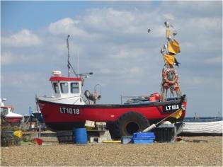 Aldeburgh Boat 4