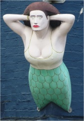 Aldeburgh Mermaid