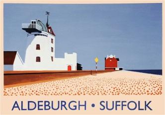 Aldeburgh Poster 1