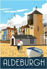 Aldeburgh Poster 2