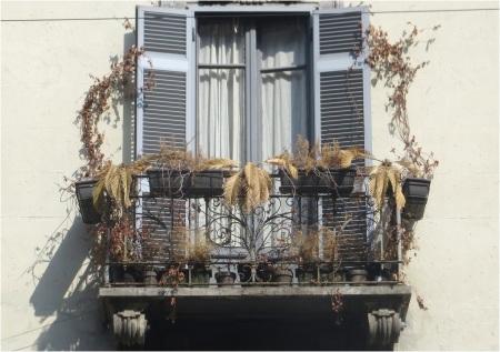 Milan Balcony 1