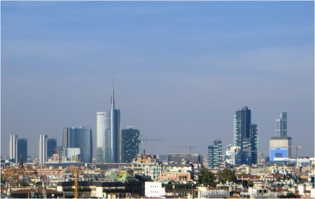 Milan Business Quarter