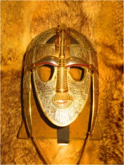 Sutton Hoo Mask 1