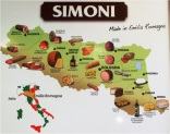 Bologna Food Map