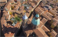 Bologna From Above