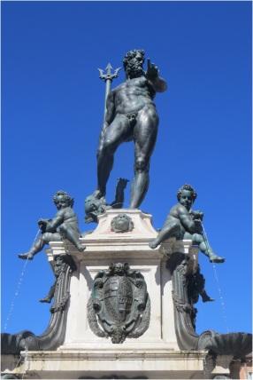 Bologna Neptune Statue