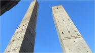 Bologna Two Towers