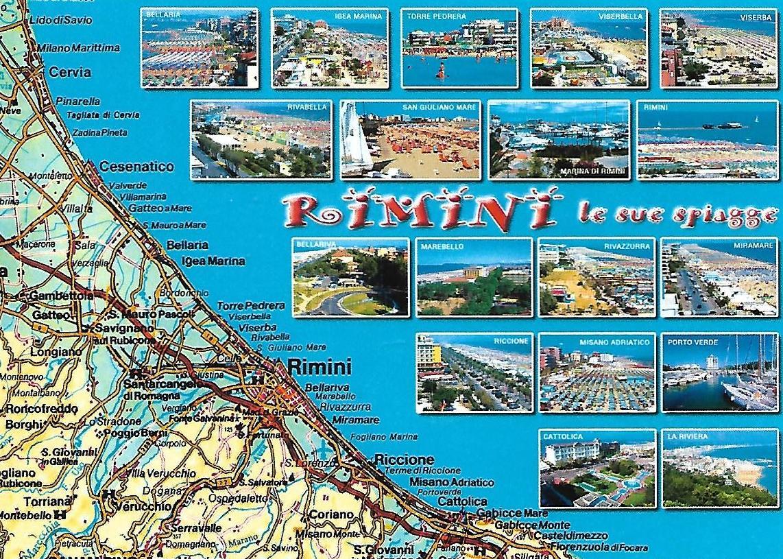 Rimini Italy Have Bag Will Travel