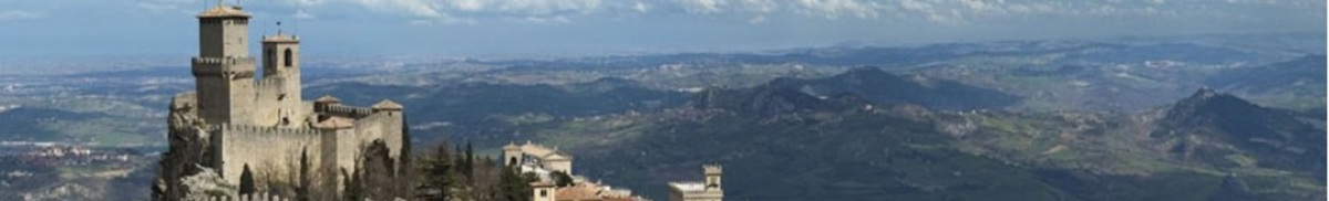 Travels in Italy, The Independent Micro-State of San Marino