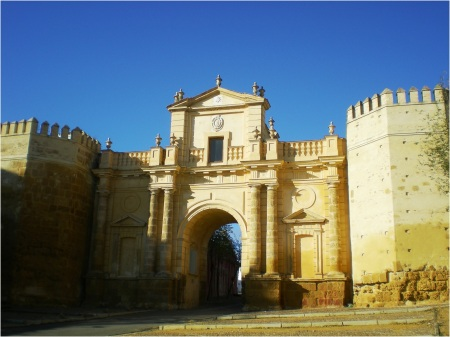 Carmona Old Town Gate