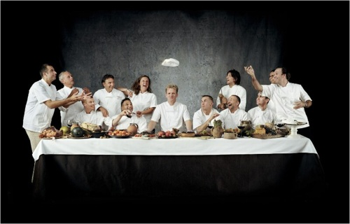Last Supper Chefs