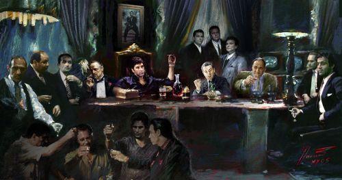 Last Supper Mafia