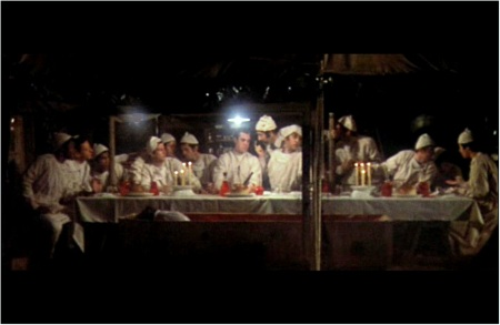 Last Supper MASH