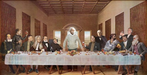 Last Supper - Scientists