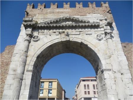 Roman Arch Rimini