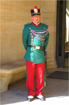 San Marino Army Guard