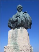 San Marino statue Borghese