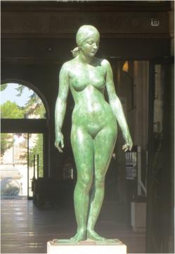 San Marino Statue