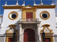 Seville Bullring exterior