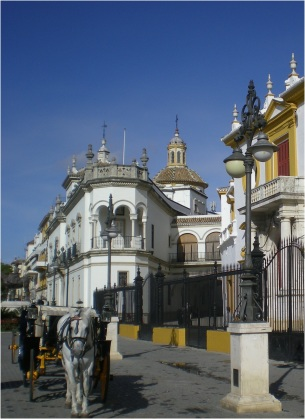 Seville Carriage