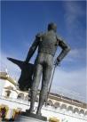 Seville Matador Statue